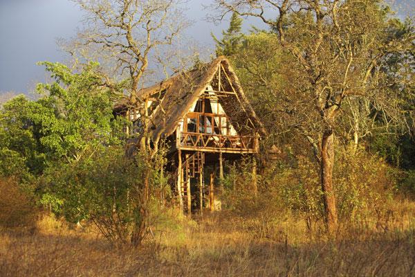 Voyage de noces Romance Kenyane - chambre à Ngong House
