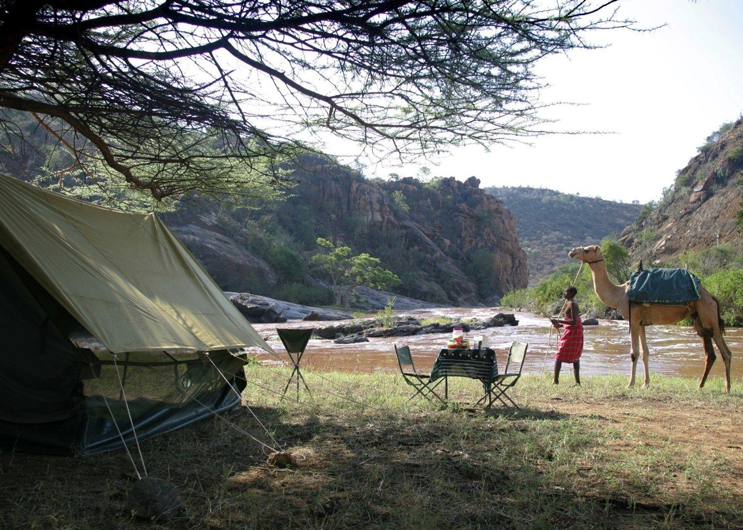 Voyage de noces Romance Kenyane - activité à Sabuk