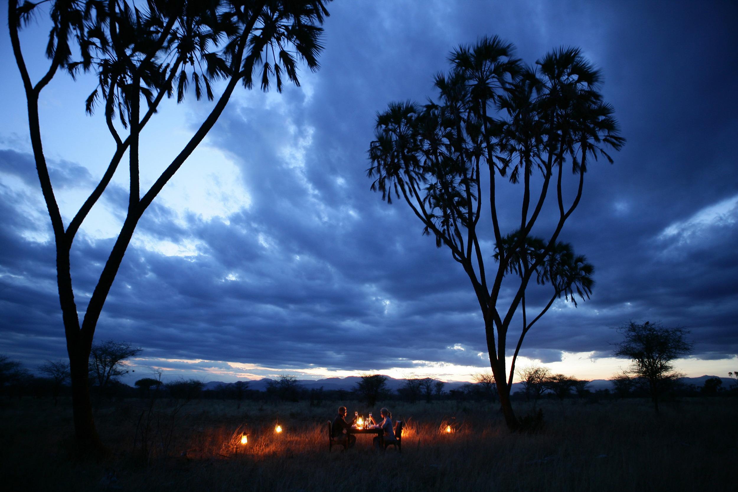 Voyage de noces Romance Kenyane - Sabuk de nuit