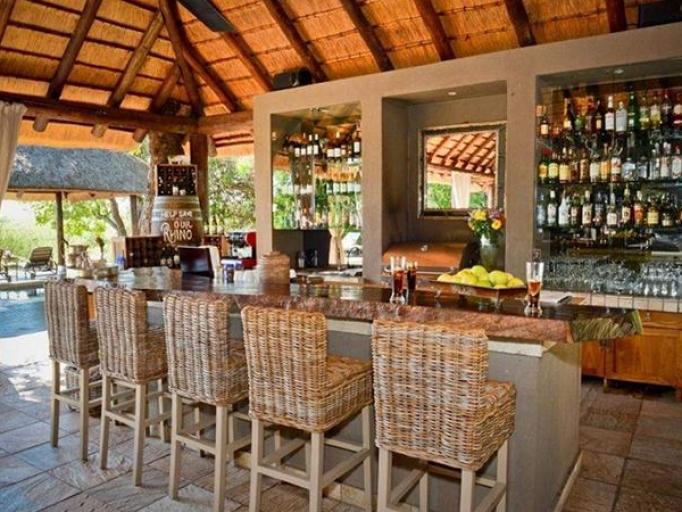 Bar du Khaya Ndlovu Manor House