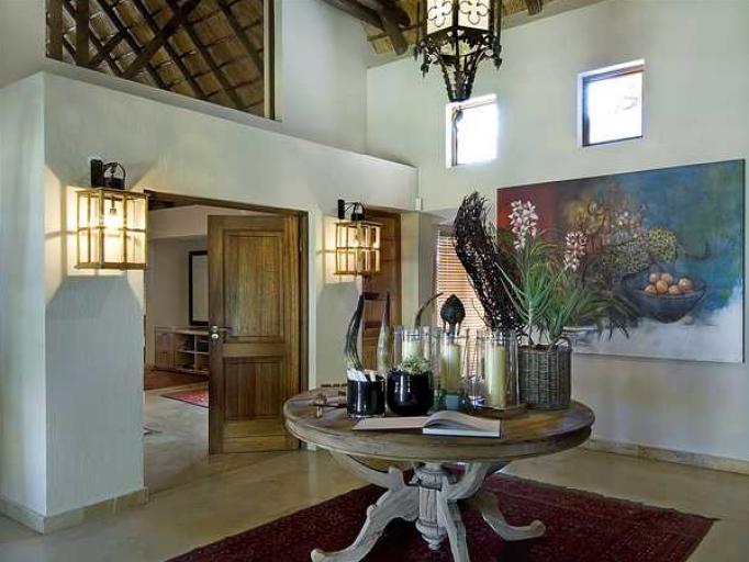 Détail du Khaya Ndlovu Manor House