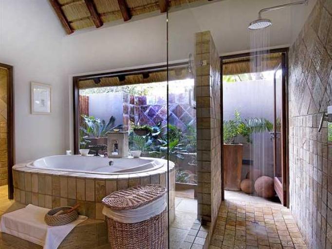 Salle de bain de Khaya Ndlovu Manor House
