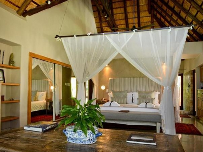 Chambre au Khaya Ndlovu Manor House