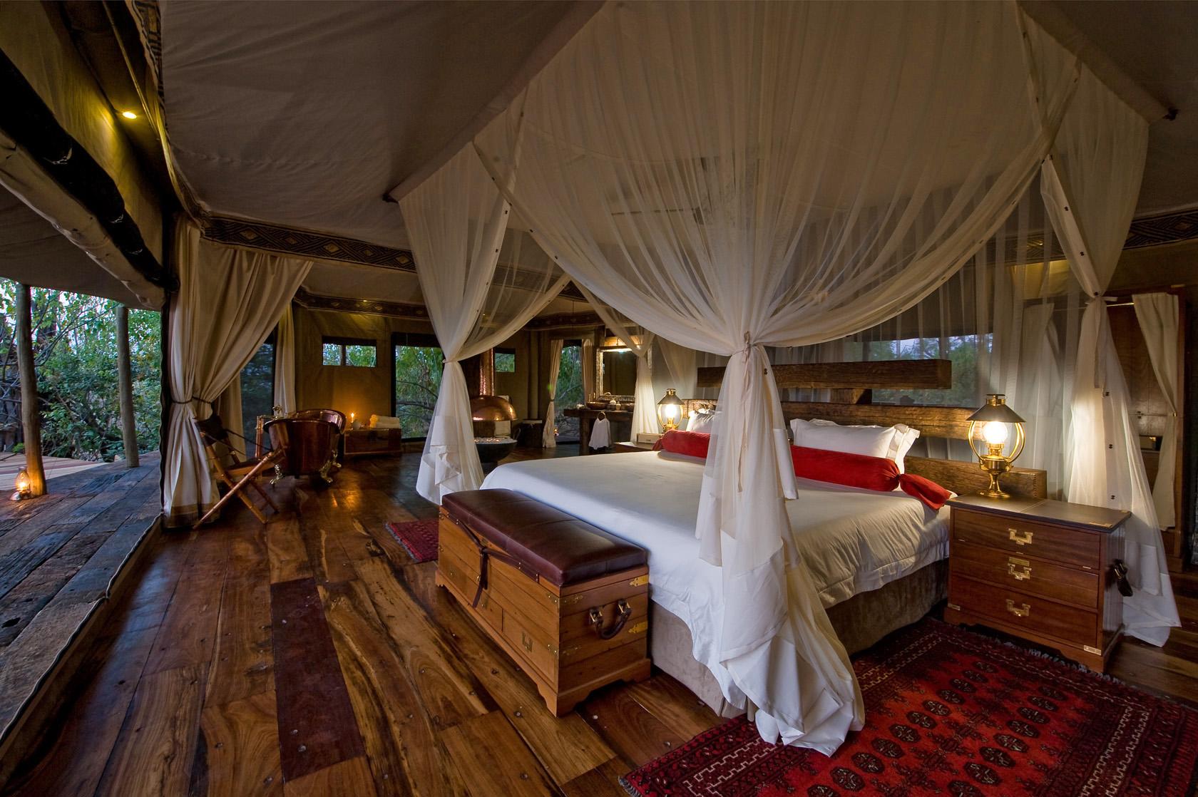 Safari Déserts et Plaines Africaines - Chambre à Zarafa