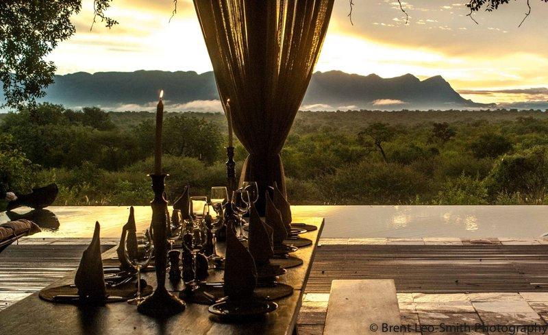 Safari beautés sud-africaines et détente au Spa - diner au Khaya Ndlovu