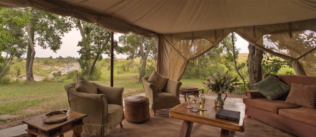 Safari le Masai Mara et Zanzibar - Chambre à Naibosho