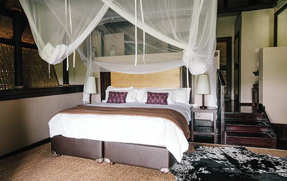 Chambre du Chilo Gorge lodge