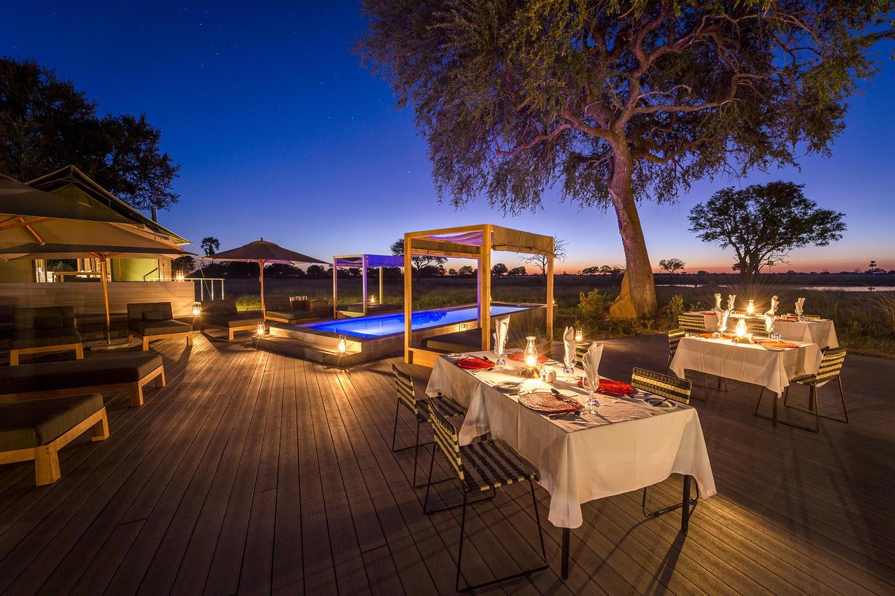 Safari Découvrez le Zimbabwé - piscine de Linkwasha