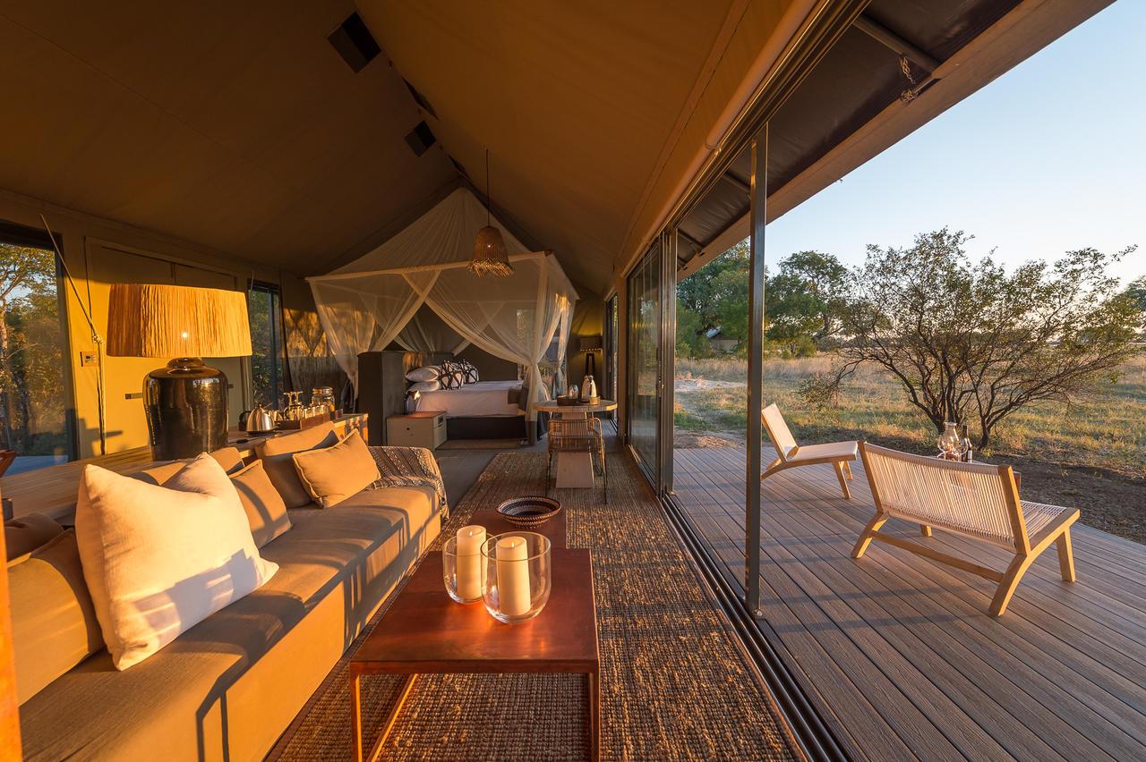 Safari Découvrez le Zimbabwé - chambre de Linkwasha