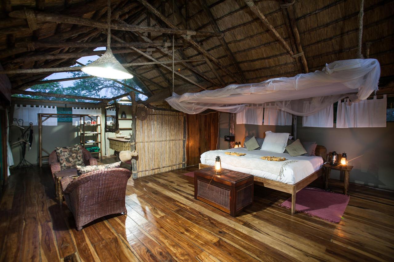 Chambre du Mvuu Wilderness lodge