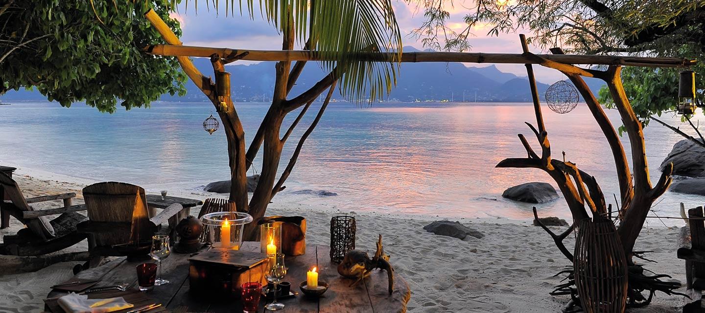 Relax au Beachcomber hotel Saint Anne