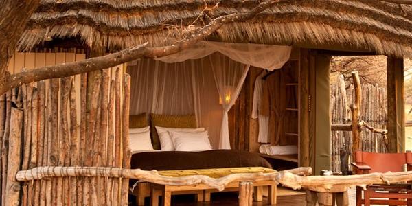 Safari Namibie Beauté Sauvage - chambre à Onguma