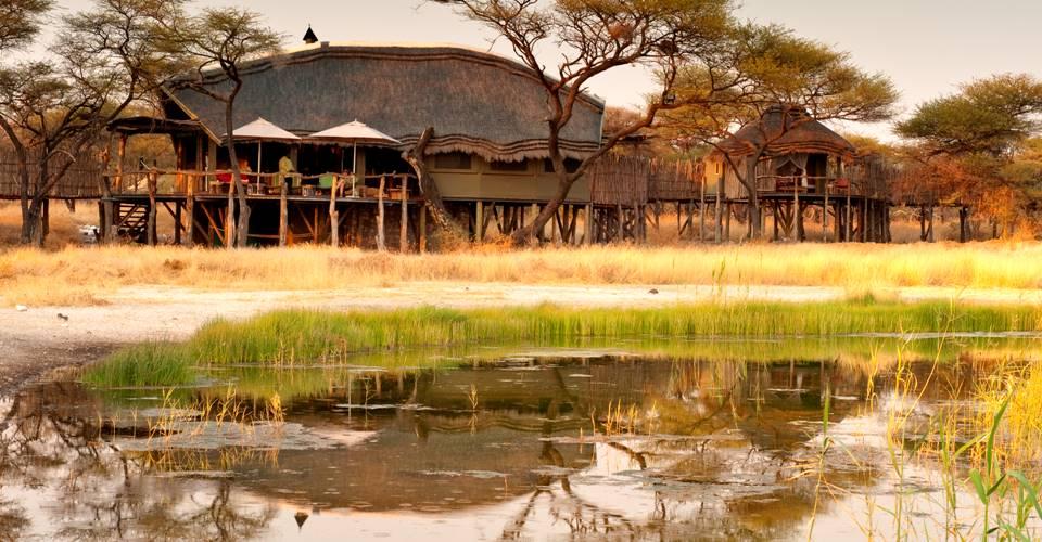 Safari Namibie Beauté Sauvage - vue de Onguma