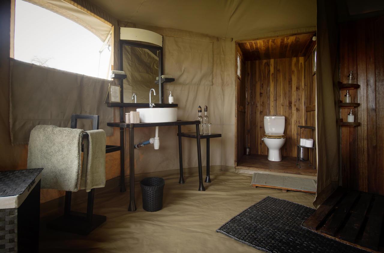 Salle de bain de Namiri Plains