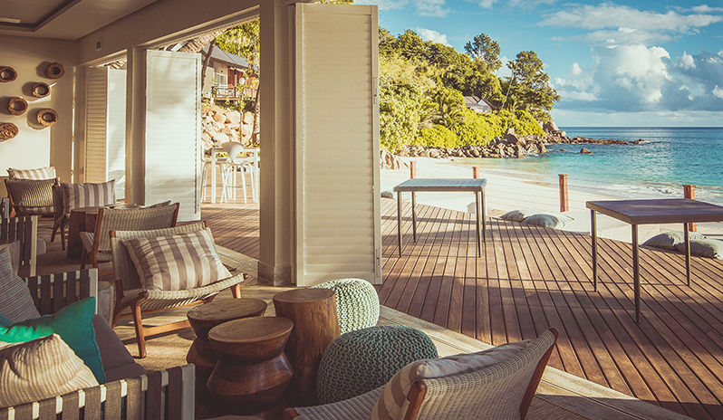 Lounge du CaranaBeach hotel