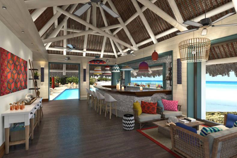 Lounge du Anantara Medjumbe Island Resort