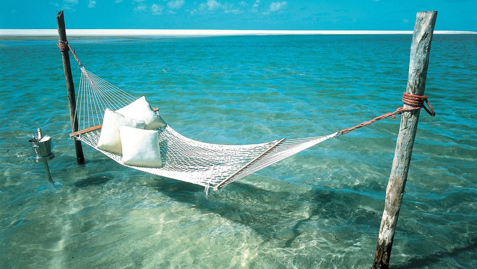 Repos au Anantara Bazaruto Island resort & Spa