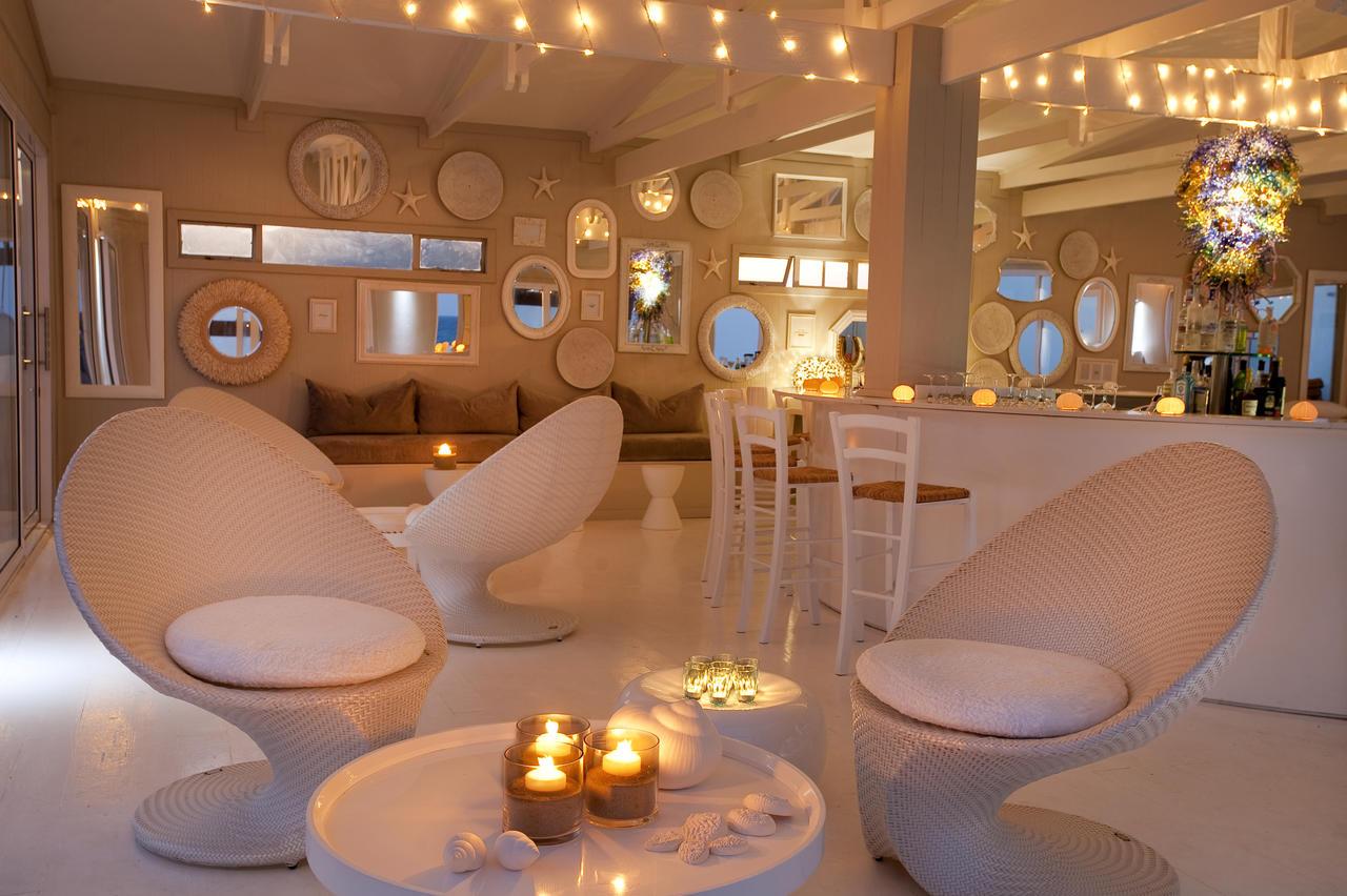 Lounge du White Pearl Resorts