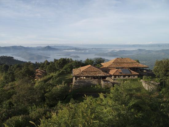 Ve extérieure Virunga Lodge