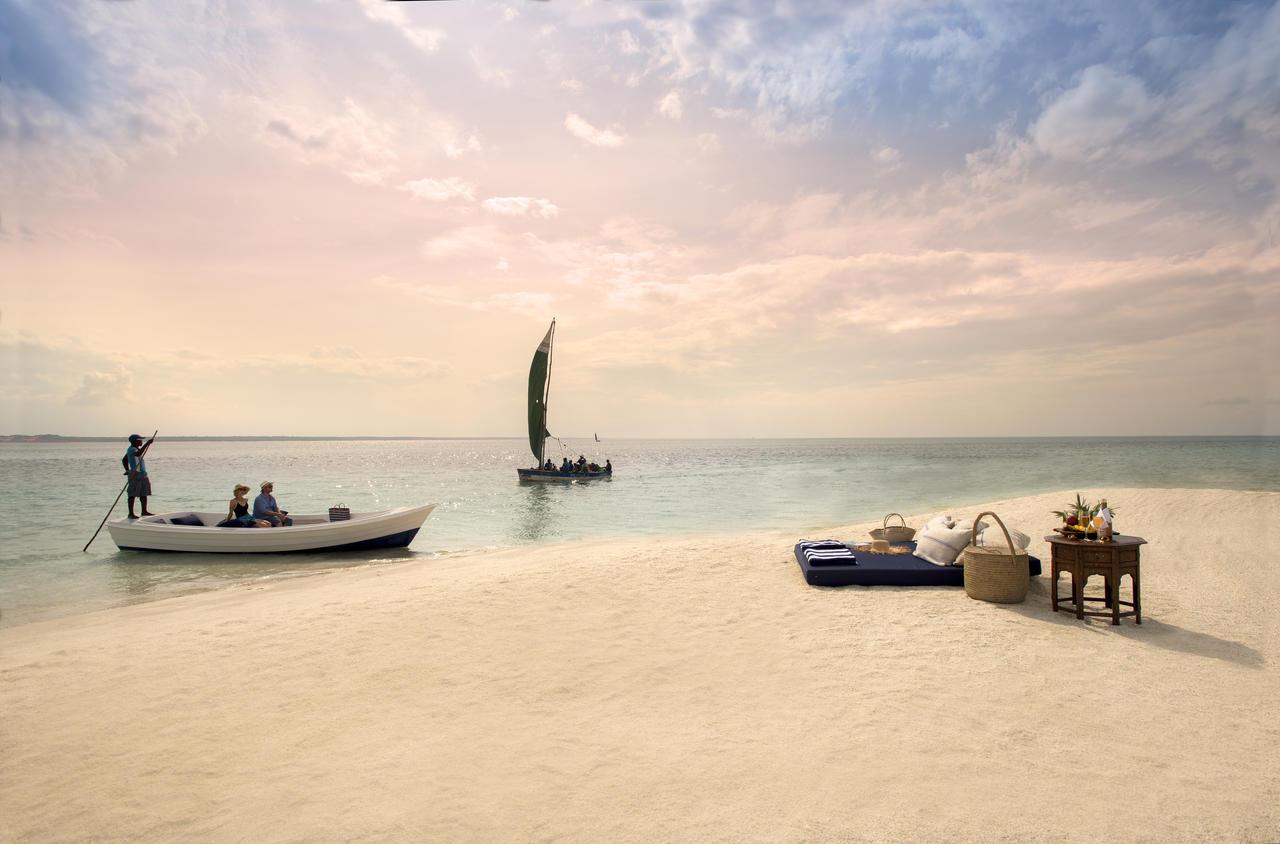 Voyage de noces Mozambique à la romantique - romance à &Beyond Benguerra
