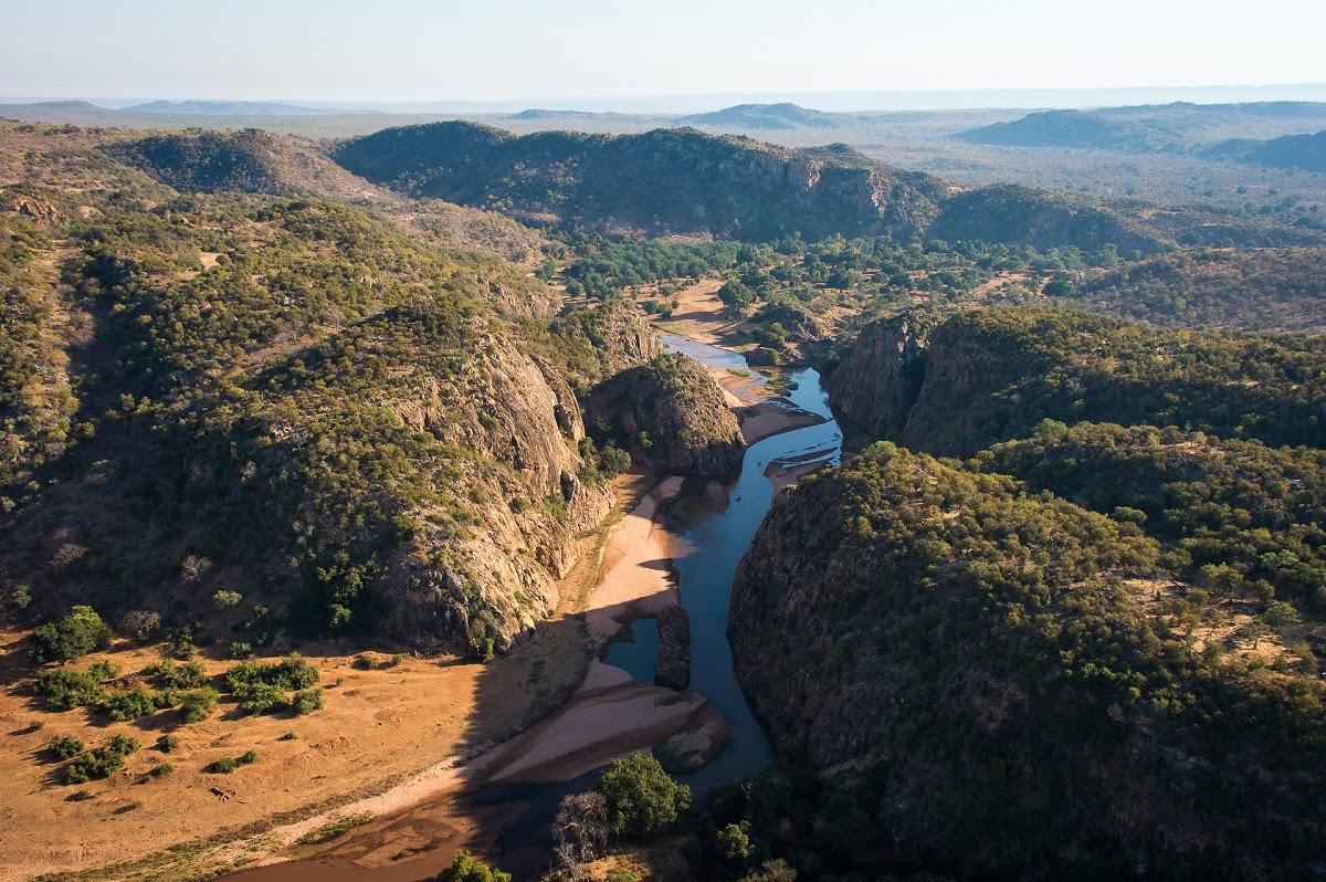 Le Parc National de Kruger