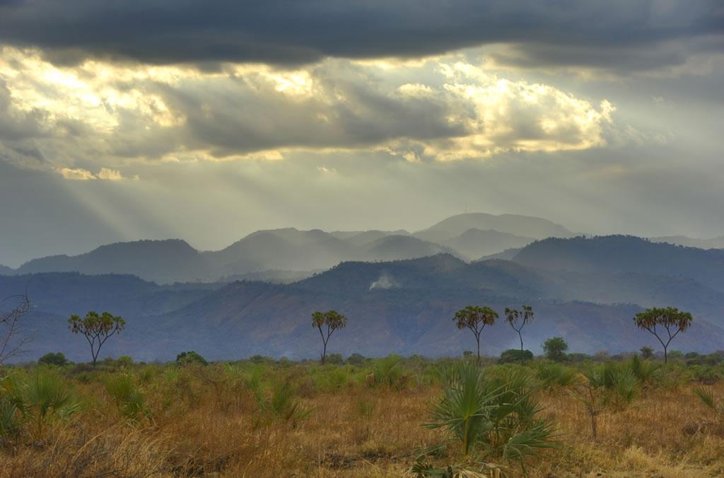 Le Parc National de Meru
