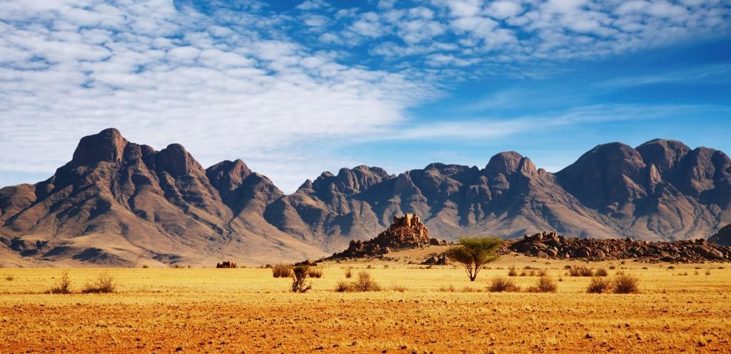 Sud de la Namibie - Wolwedans