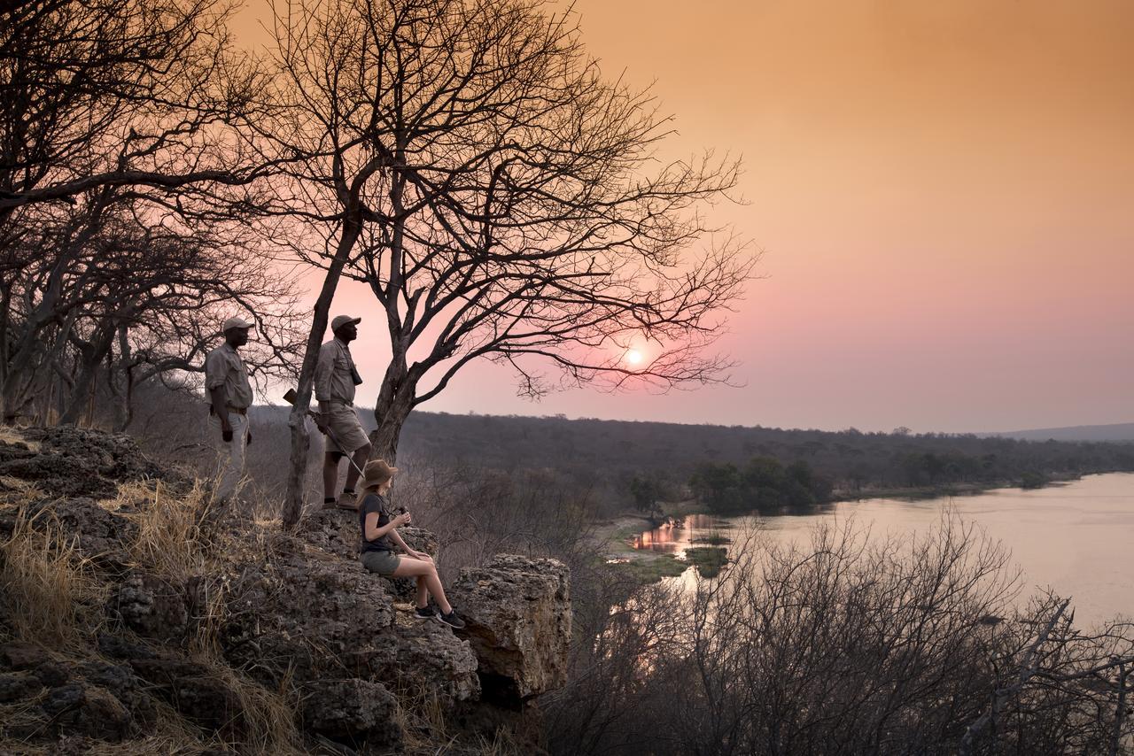 Activité à Matetsi River House