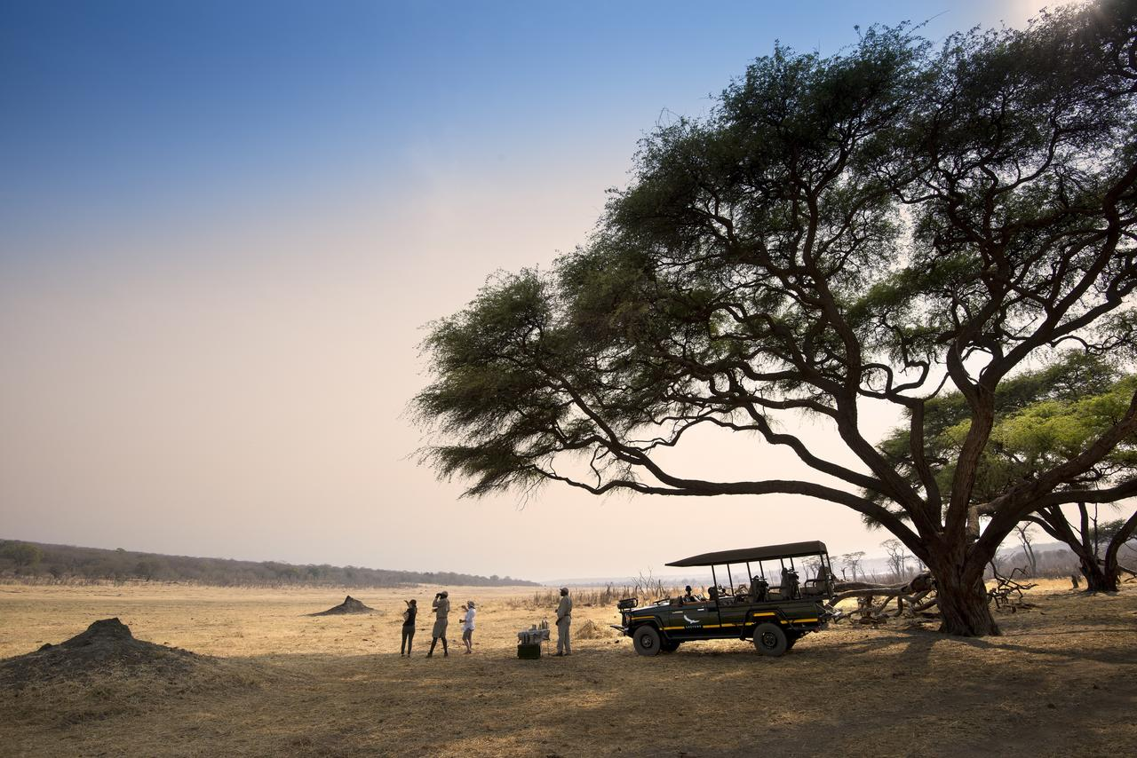Safari à Matetsi River House