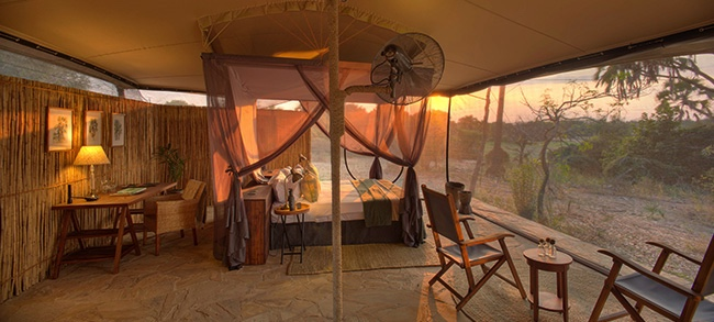 Selous Game Reserve: Roho ya Selous