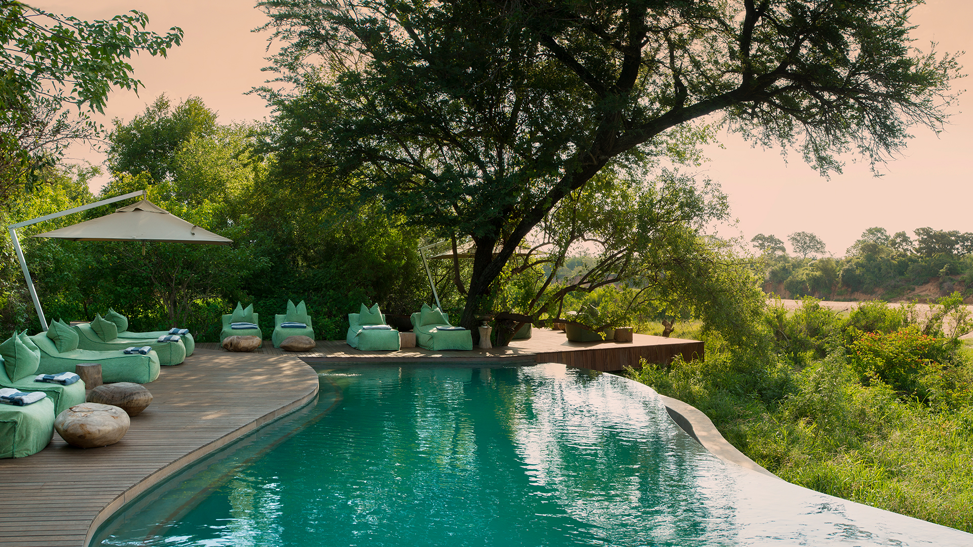 &Beyond Ngala Tented camp - Afrique du Sud