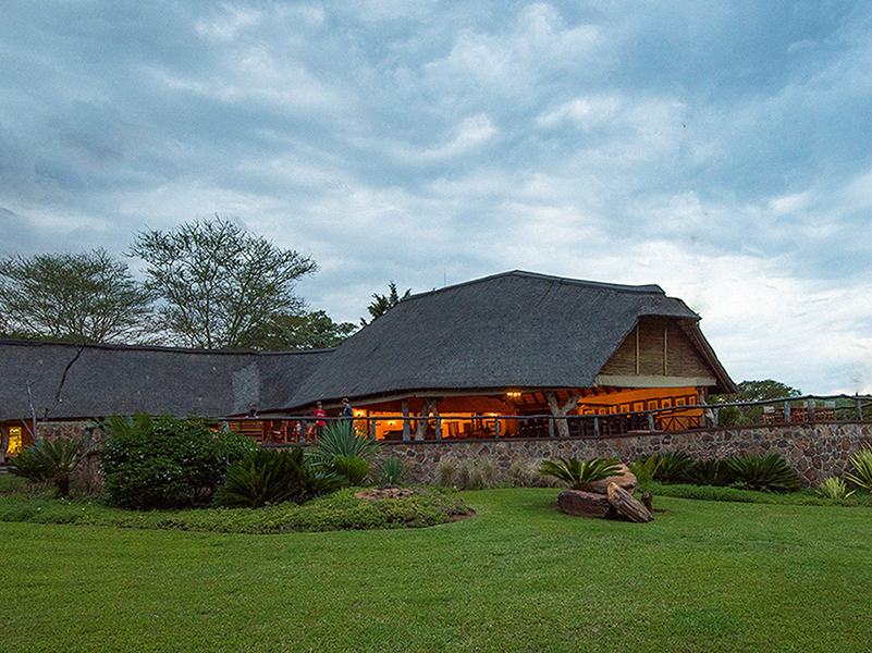 Elephant lodge à Kaingo Private Game Reserve