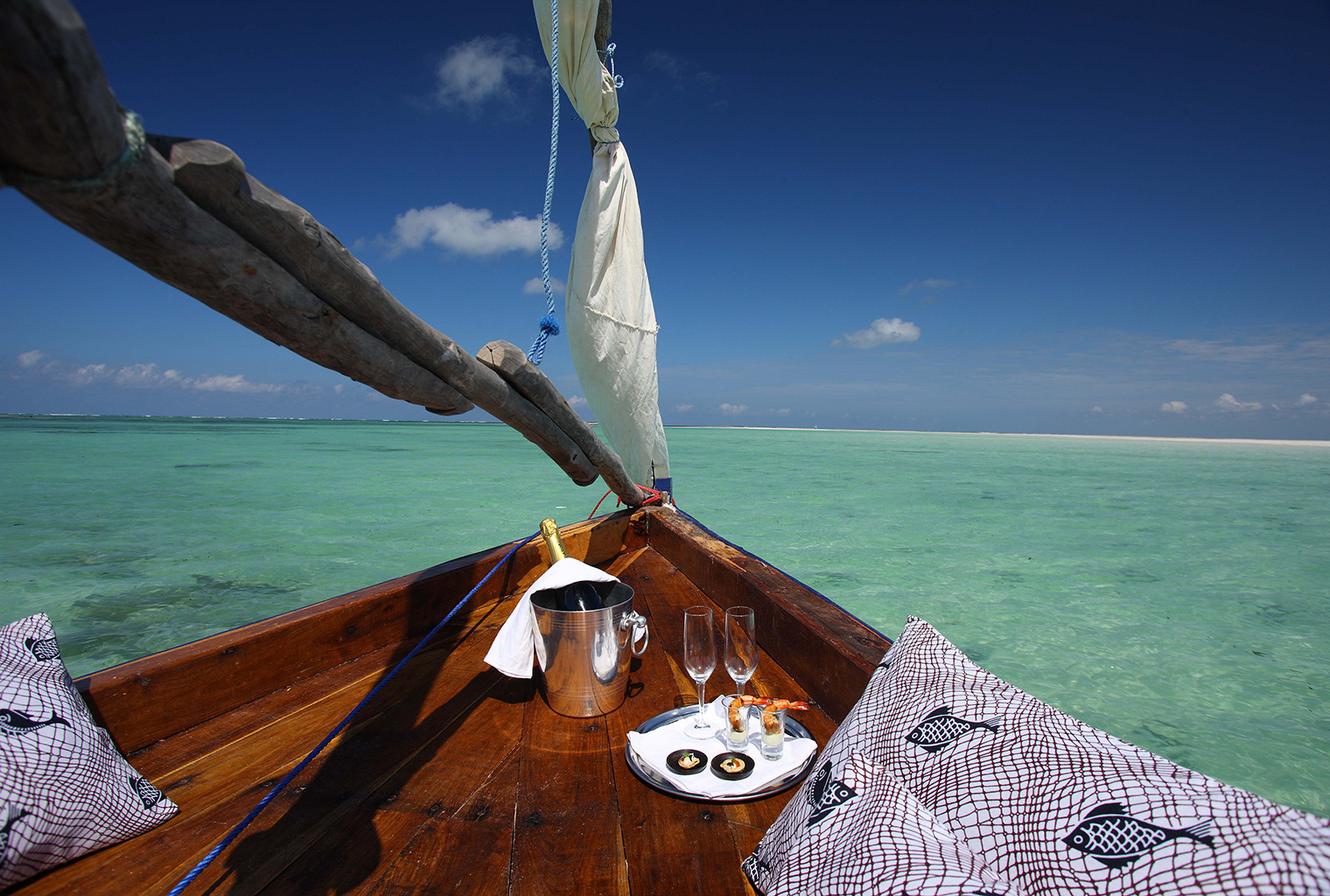 Boating in style at Coral lodge.jpg