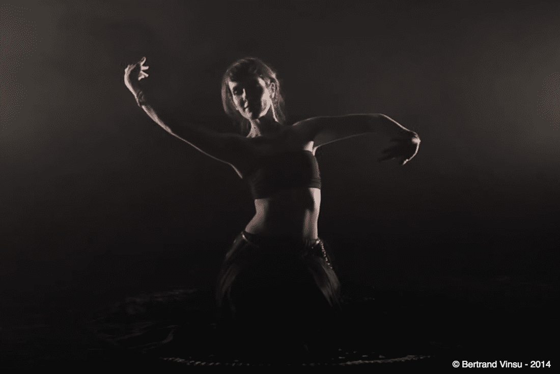 La Danse permet de raconter notre Histoire, - en mouvement, au-delà du visible. Delphine Amice