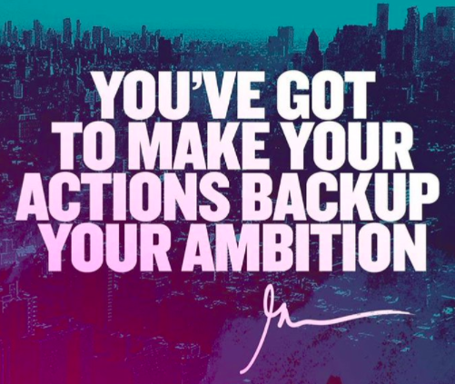 Gary Vaynerchuk quote -How to make the most of the present, effective decision making hacks by personal development and spiritual growth blogger Abiola. Rethink Your Reality