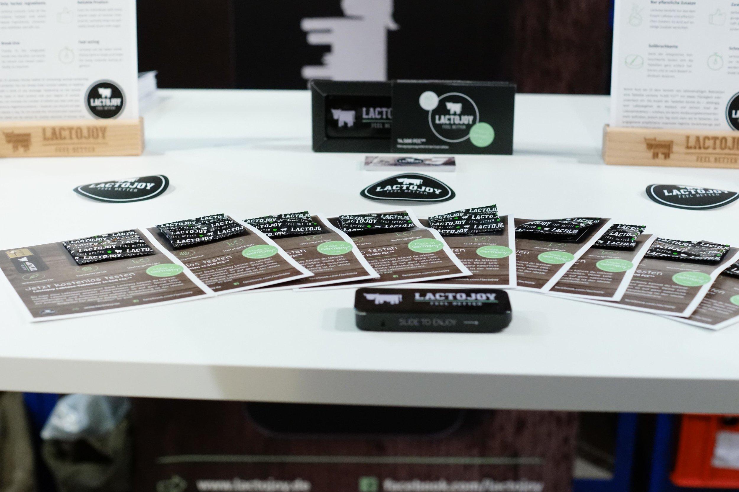 Deutsche Startups - Food und FoodTech Platform Lactojoy - Photo Courtesy of Robert Dümcke (Fitby)