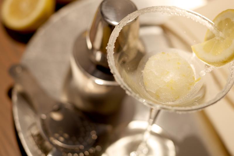 Avia Hotel: Lemon Cocktail