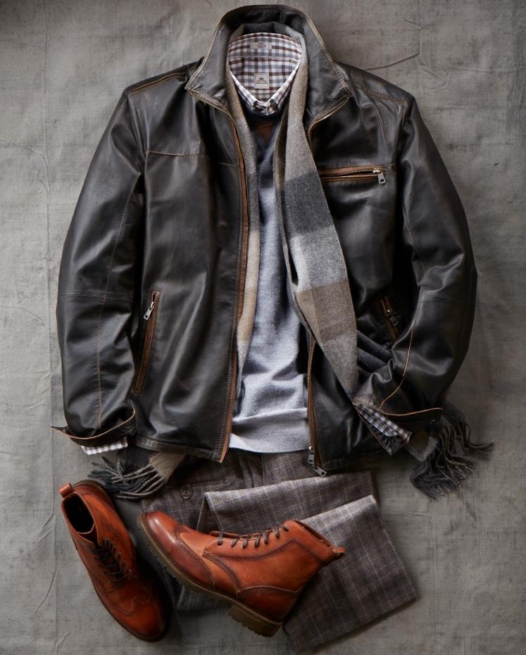 Patrick James: Fashion Lay-down