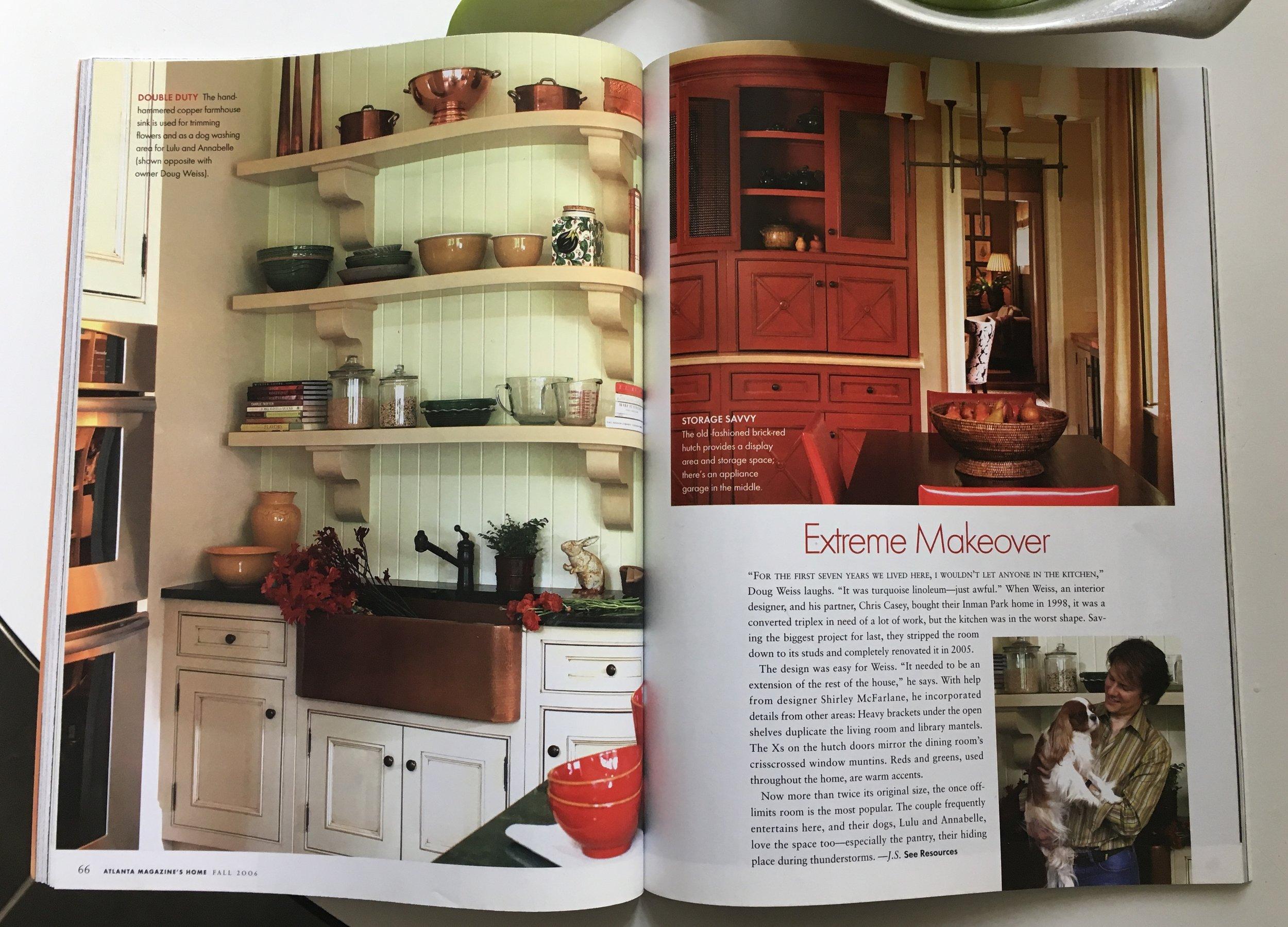 Atlanta Magazine Home
