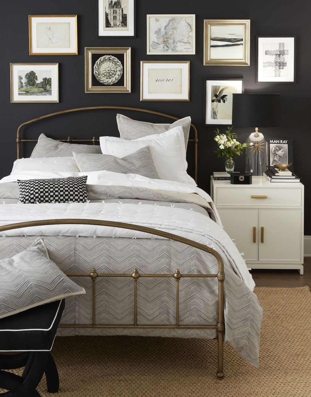 Ballard Designs - Bed Styling
