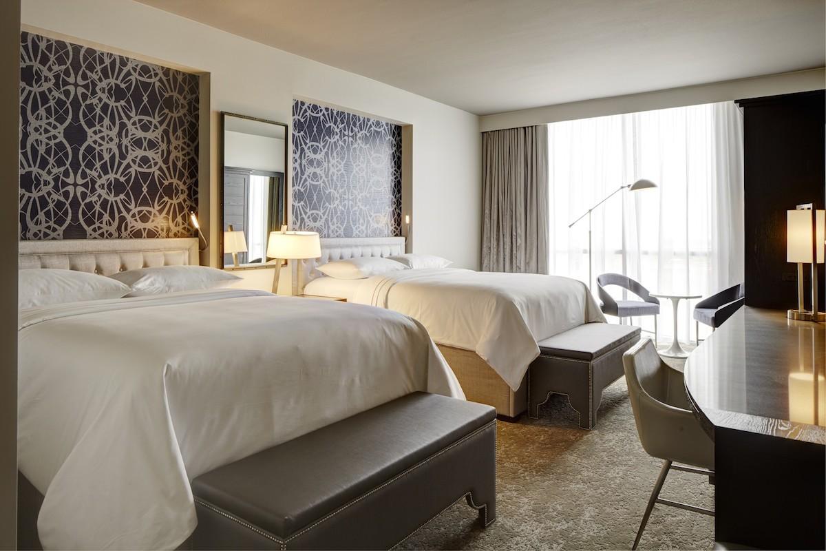 Archer Hotel - Austin, TX: Bed Styling