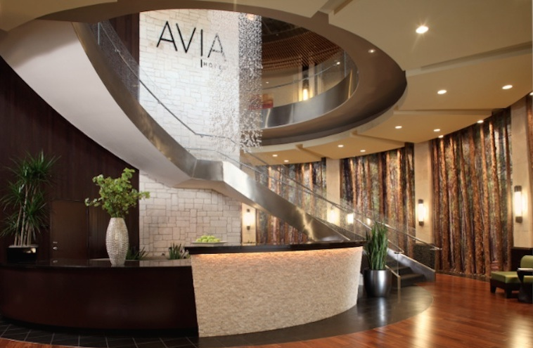 Avia Hotel - Houston, TX: Lobby