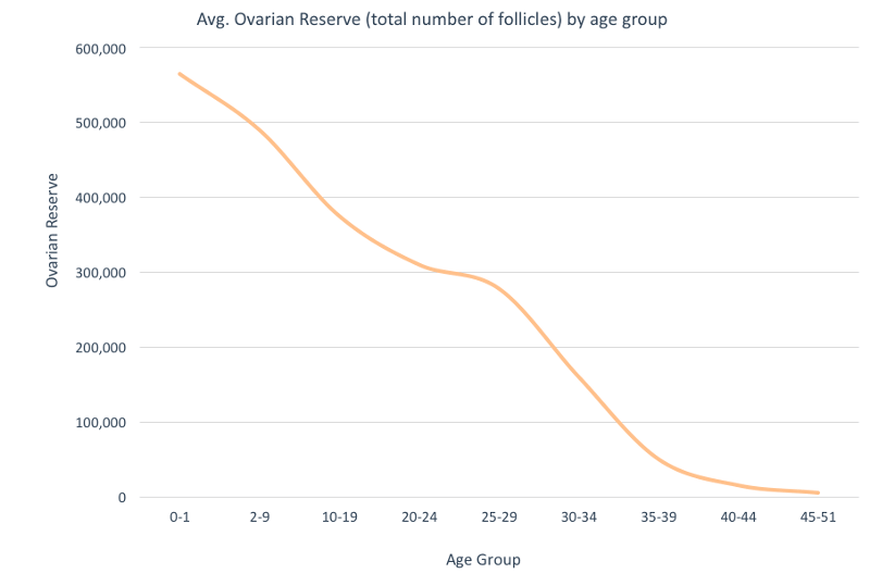 Druce, P. (2016). You will ovulate 400 times in your life - understanding ovulation. Retrieved from  https://www.ovulationcalculator.com/ovulation/