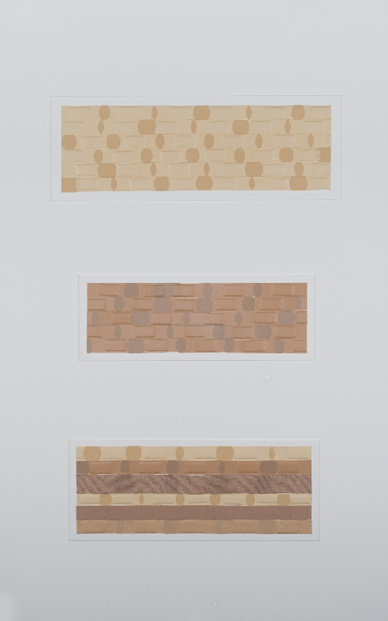 Adhesive Bandages II, 2008
