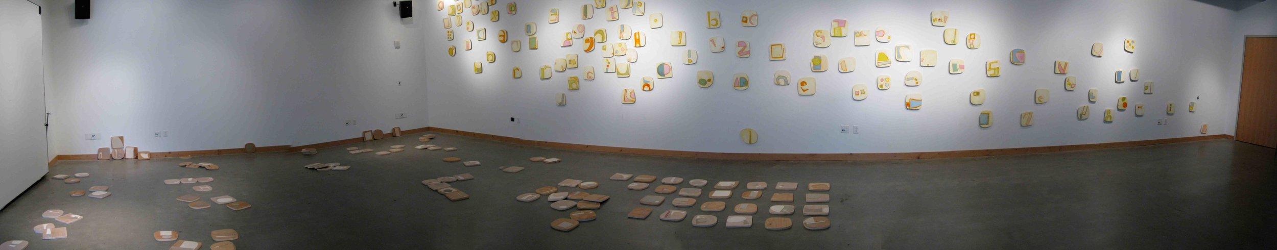 Installation, 2009