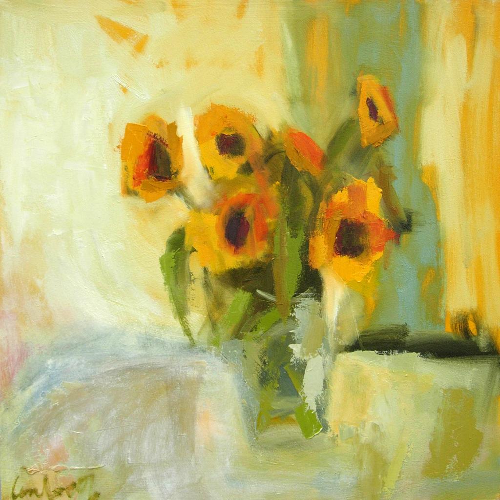 Sunflowers, 2007