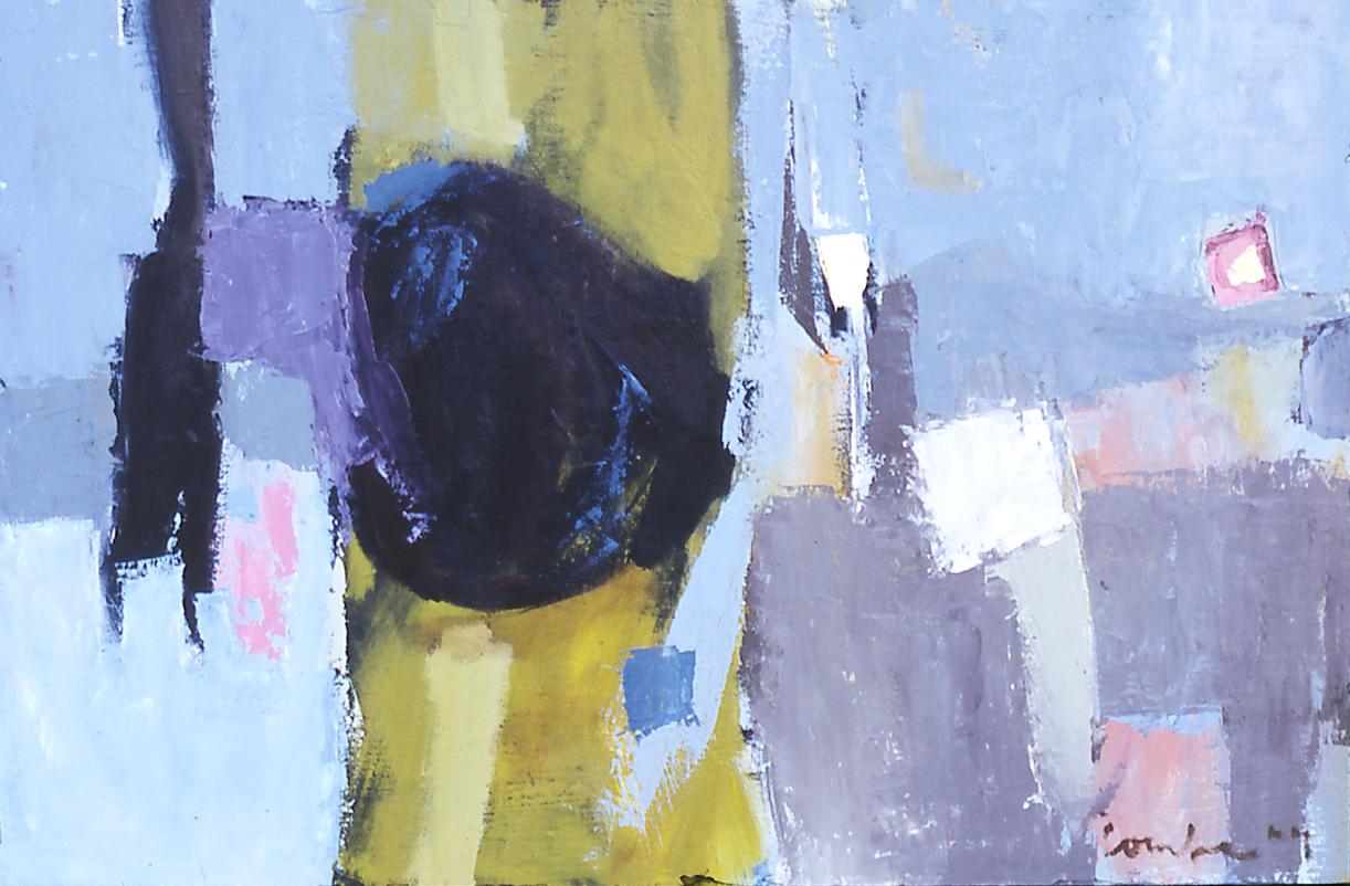 Blue Field I, 2004