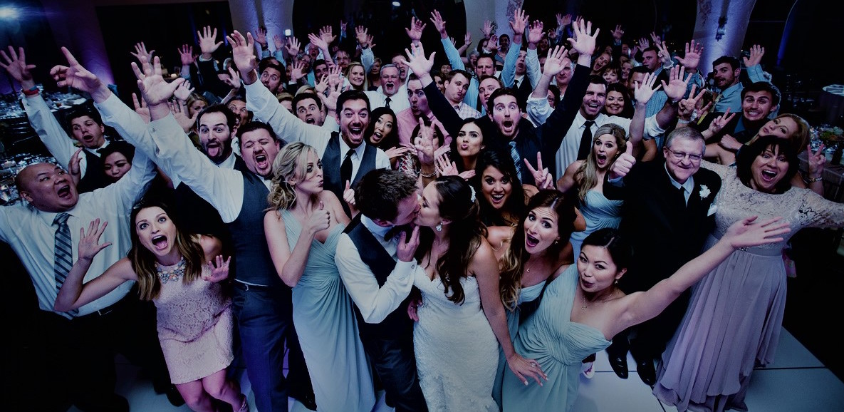 We are Wedding Music Specialists - and can create a unique party experience that will entertain you and your guests and help you celebrate your wedding disco in fine style!
