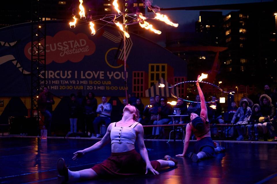 Circusstad Rotterdam Festival 2019