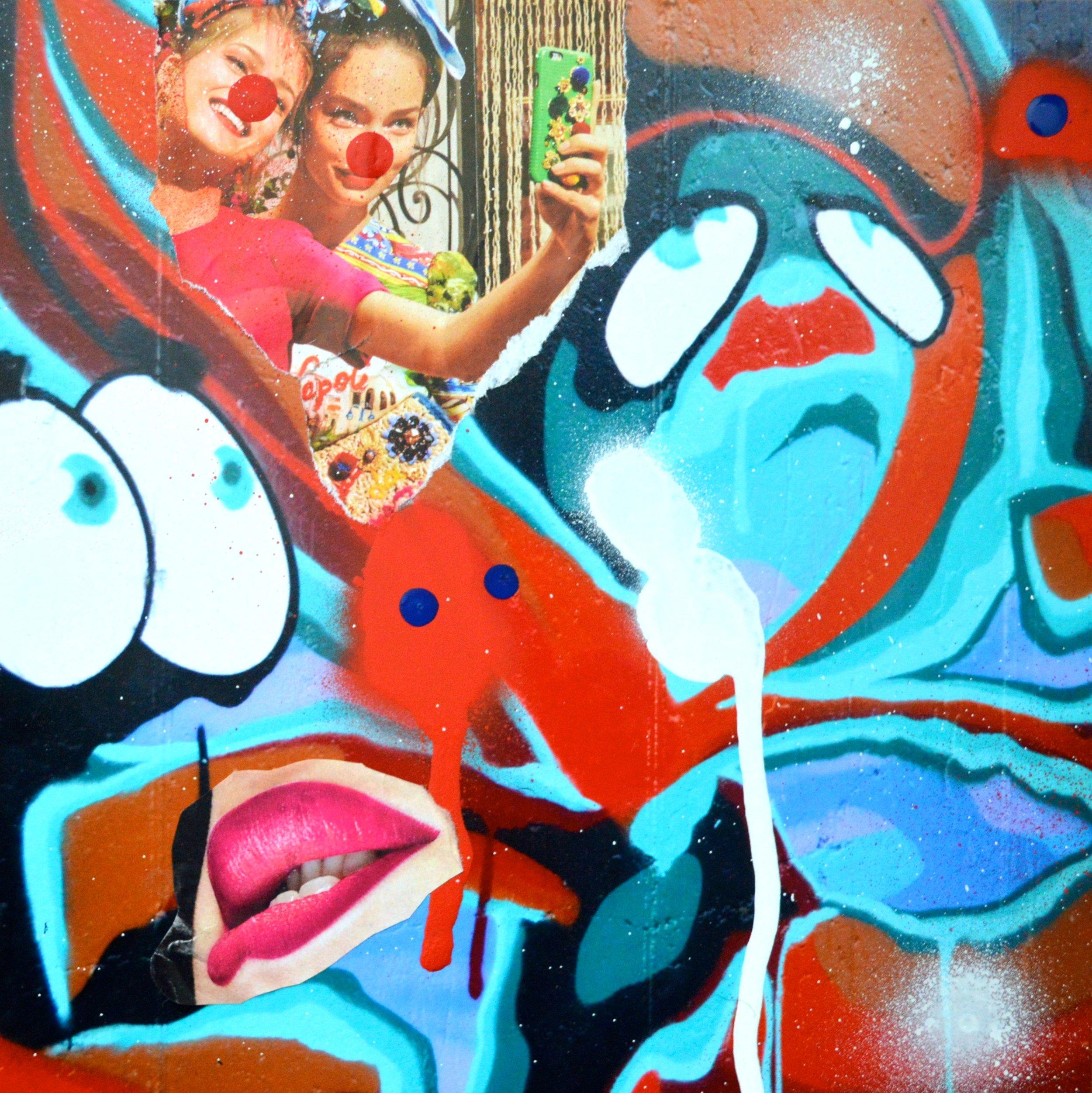 Selfie Clowns